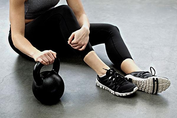 Hypermobility knees
