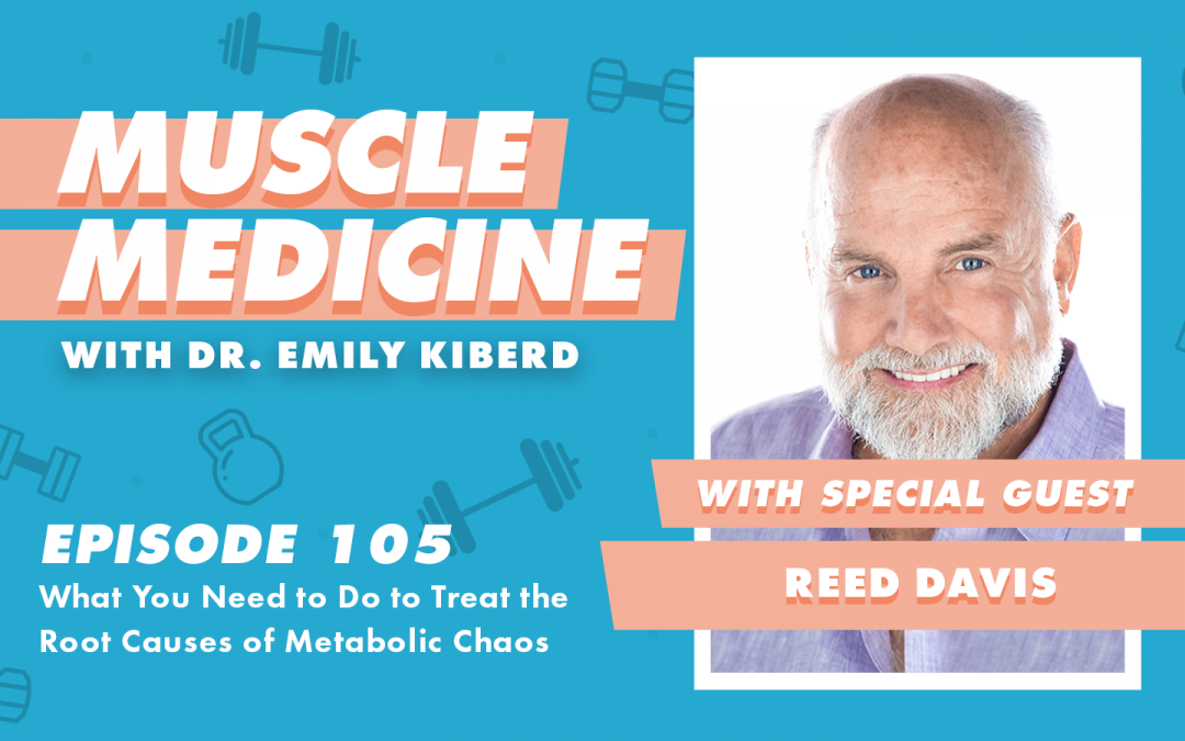 105 / What You Need to Do to Treat the Root Causes of Hashimoto's with Reed Davis